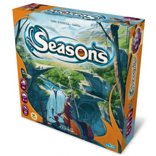 seasons. Времена года