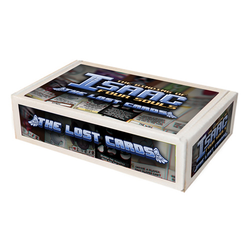 isaac the lost cards